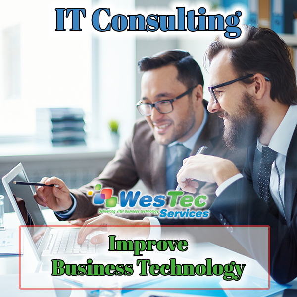 IT Consulting: Improve Business Technology Systems-WesTec Services