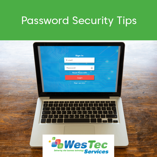 Misleading password meters could increase risk of data breach - WesTec Services
