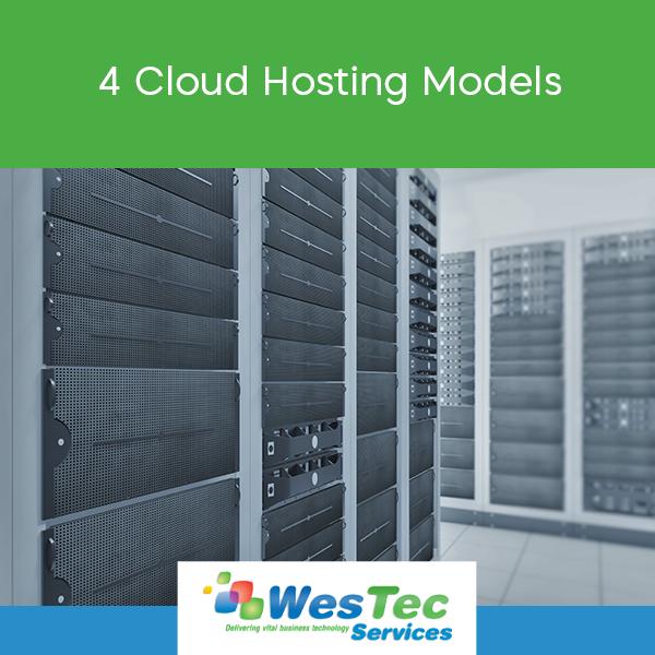 Cloud Hosting Models - WesTec